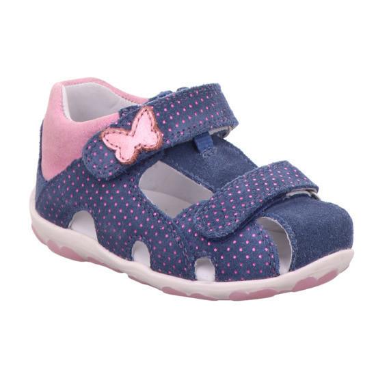 Superfit sandal Fanni 1-609041-8010 blå