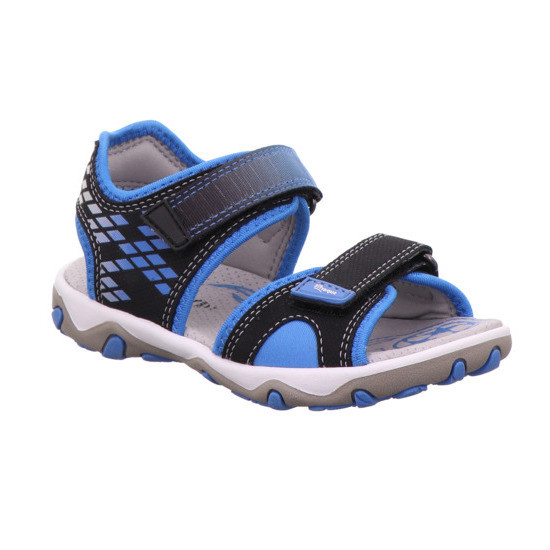 Superfit sandal Mike 0-609466-0000 blå/sort